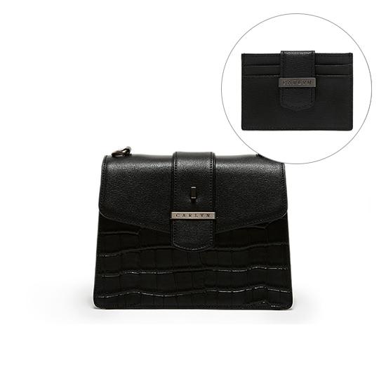 New HesterM(Z) + Flat Card Wallet SET (H78166010(Z)+W78372020)