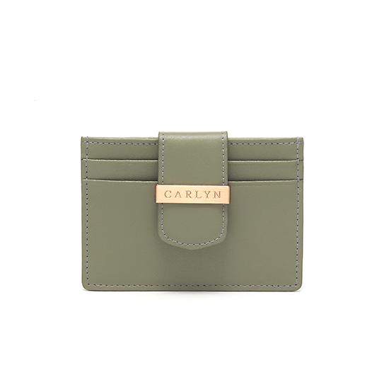 Carlyn New Hester Flat Card Wallet W78372020(6)