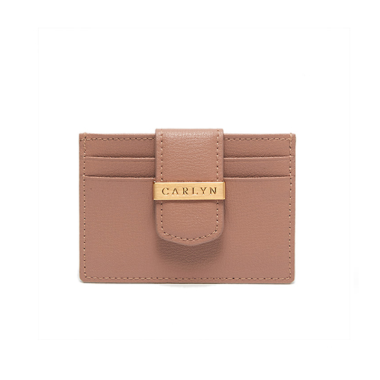 Carlyn New Hester Flat Card Wallet W78372020(P)